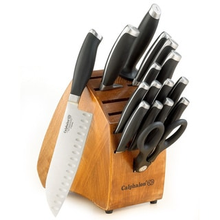Calphalon Contemporary 17-piece Cutlery Block Set