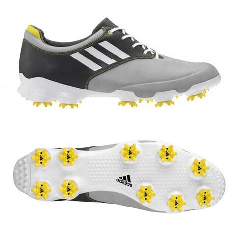 Adidas Men's Adizero Tour Grey Golf Shoes