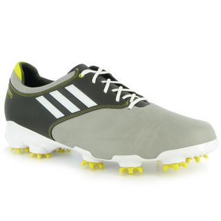 Adidas Men's Adizero Tour Grey Golf Shoes