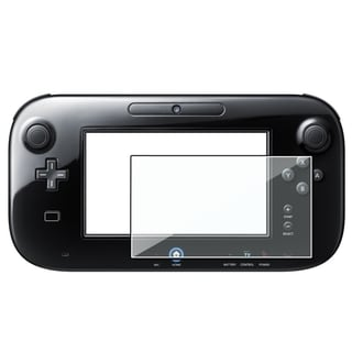 INSTEN Clear Screen Protector for Nintendo Wii U Gamepad (Pack of 2)