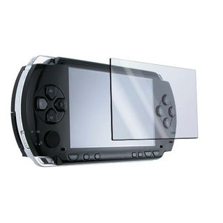 INSTEN Clear Screen Protector for Sony PSP (Pack of 3)