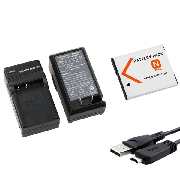 Shop Insten Replacement Battery Charger Cable For Sony Cybershot On Sale Free Shipping On