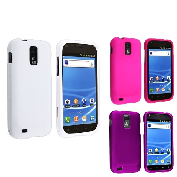 BasAcc 3-case Set for Samsung Galaxy S2 T989