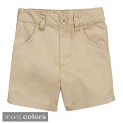 French Toast Toddler Girl's Pull-on Shorts