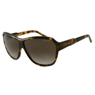 Carrera Carrera 41 Women's Havana/Brown Gradient Rectangular Sunglasses