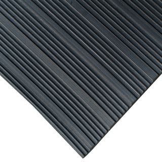 Rubber-Cal Composite Rib Non-slip Rubber Floor Mat