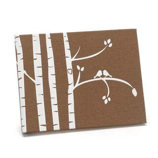 Hortense B. Hewitt Birch Trees Guest Book
