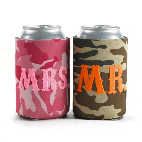Hortense B. Hewitt Mr./Mrs. Camo Can Coolies
