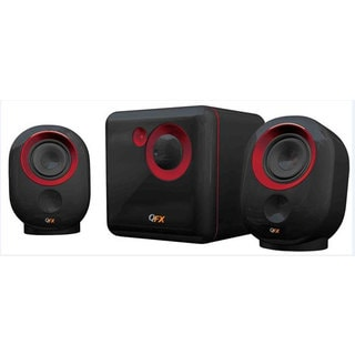 QFX CS-68 2.1 Active Multimedia Speaker with Subwoofer