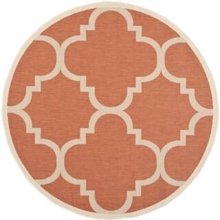Elegant Orange Round, Oval, U0026 Square Area Rugs   Shop The Best Deals For Sep 2017    Overstock.com
