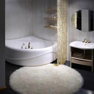 Aquatica PureScape 315 Corner Acrylic Bathtub