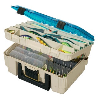Plano Medium Two Level Magnum Stachel Tackle Box