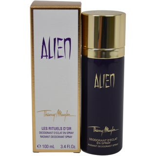 Thierry Mugler Alien Women's 3.4-ounce Deodorant Spray