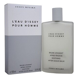 Issey Miyake L'Eau d'Issey Men's 3.3-ounce After Shave Balm