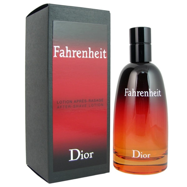 36953b5611 Christian Dior Fahrenheit Men's 3.4-ounce Aftershave Lotion