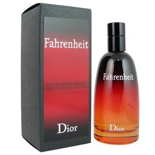 Christian Dior Fahrenheit Men's 3.4-ounce Aftershave Lotion