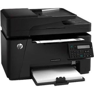 HP M127FN Laser Multifunction Printer - Monochrome - Plain Paper Prin