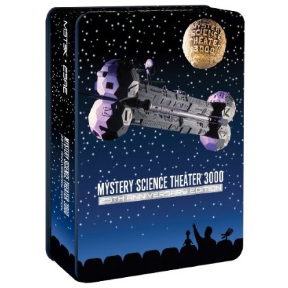 Mystery Science Theater 3000 25th Anniversary Edition (DVD)