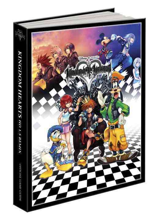 Kingdom Hearts Hd 1.5 Remix: Prima Official Game Guide (Hardcover)