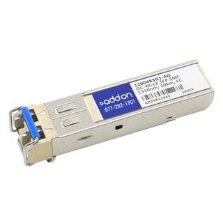 AddOn AdTran 1200483G1 Compatible TAA Compliant OC-48-LX SFP Transcei