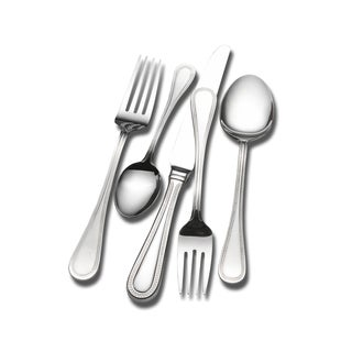 Wallace Emerson 18/10 45-piece Flatware Set