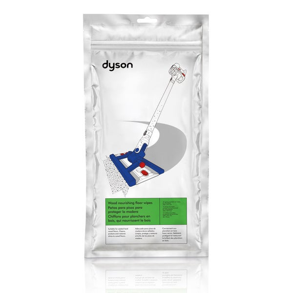 Dyson DC56 Wood Nourishing Wipes (Pack of 6)