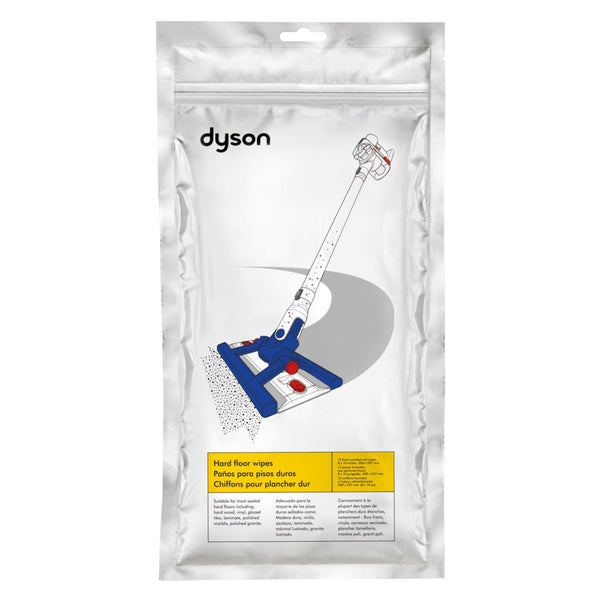 Dyson DC56 Hard Floor Cleaning Wipes (Pack of 6)