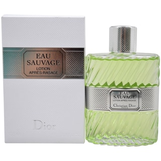 Christian Dior Eau Sauvage Men's 3.4-ounce After Shave Lotion