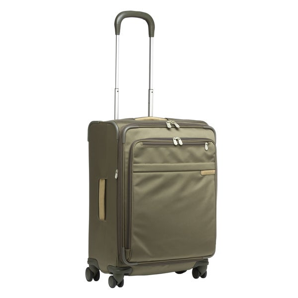 Briggs & Riley Baseline Collection 24-inch Medium Expandable Spinner Upright