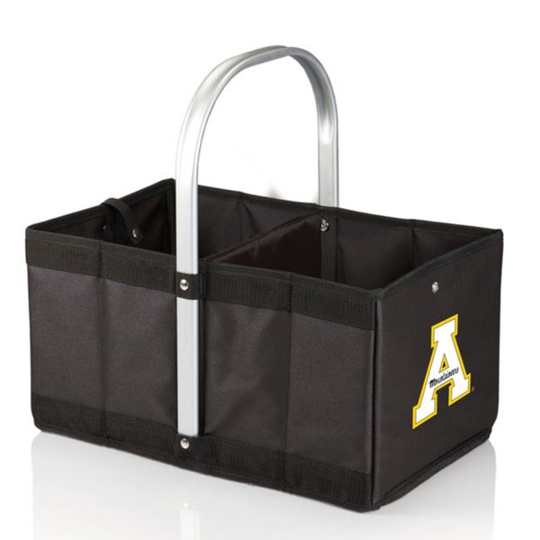 Appalachian State Mountaineers Urban Basket - Black