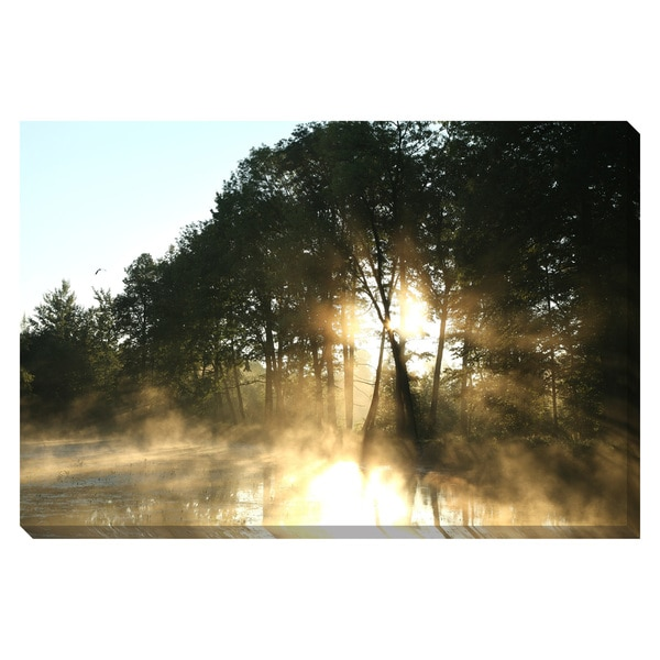 Gallery Direct Shining Through Oversized Gallery Wrapped Canvas