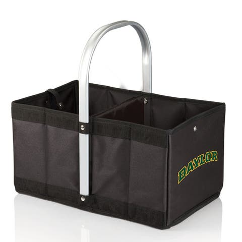 Baylor University Bears Urban Basket - Black