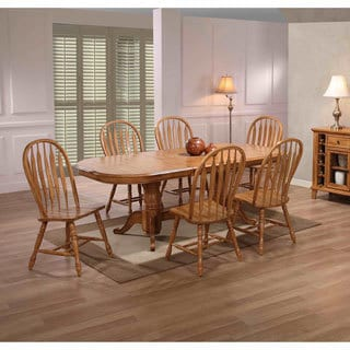 Whitaker Furniture Missourri 7-piece Rectangular Dining Set
