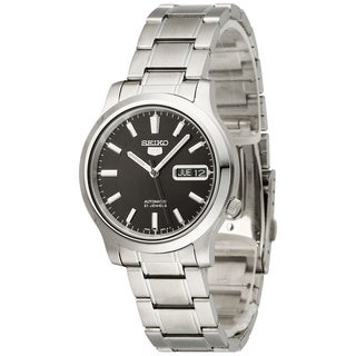 Seiko Men's 5 Automatic Stainless Steel Automatic Watch