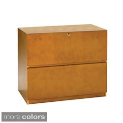 Luminary Veneer Unfinished 2-drawer Lateral File