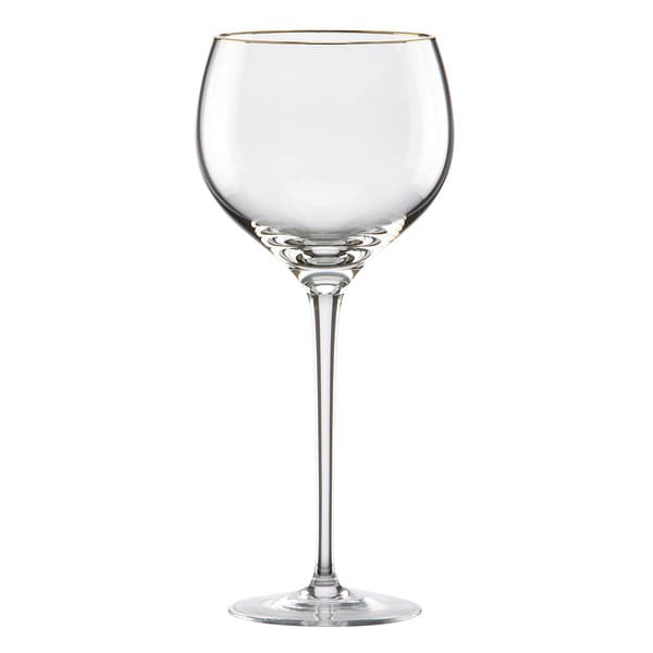Lenox Eternal Gold Signature Crystal Wine Glass Free Shipping On