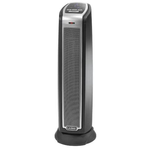 Lasko 5790 Ceramic Tower Heater with Remote Control