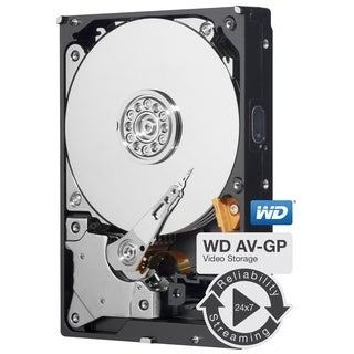 "WD AV-GP WD20EURX 2 TB 3.5"" Internal Hard Drive"