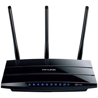 TP-LINK Archer C7 AC1750 Dual Band Wireless AC Gigabit Router, 2.4GHz|https://ak1.ostkcdn.com/images/products/8280493/TP-LINK-Archer-C7-AC1750-Dual-Band-Wireless-AC-Gigabit-Router-2.4GHz-P15601248.jpg?impolicy=medium