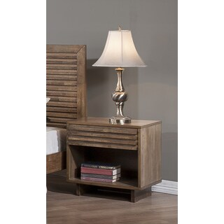 Palm Canyon Array 1-drawer Nightstand