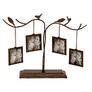 Metal Photo Frame Unique Home Accents|https://ak1.ostkcdn.com/images/products/8280777/8280777/Metal-Photo-Frame-Unique-Home-Accents-P15601443.jpg?impolicy=medium