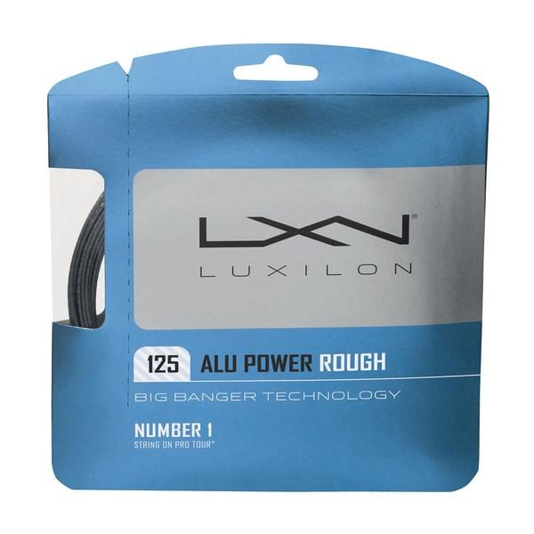 Luxilon Big Banger ALU Power Rough Tennis String