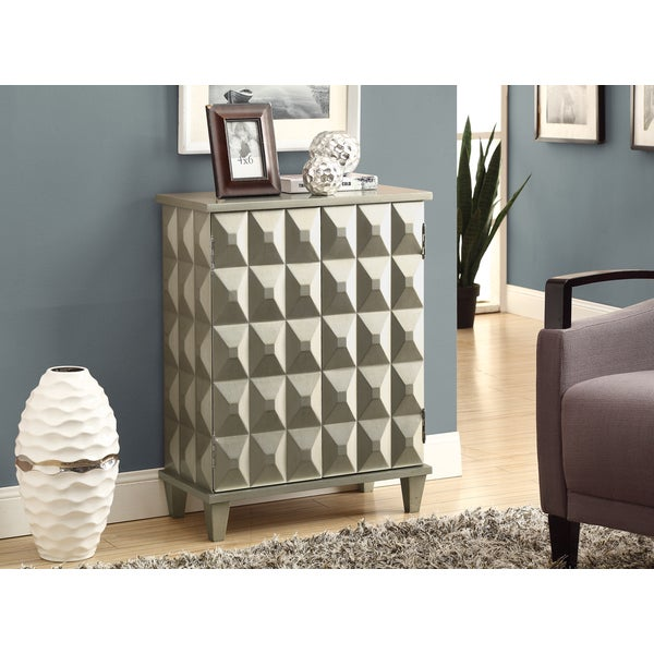 Contemporary 2 door bombay chest free shipping today for Furniture of america danbury modern