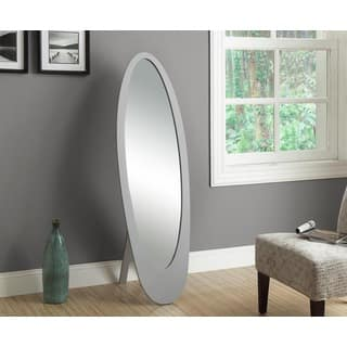 Contemporary Oval Cheval Mirror|https://ak1.ostkcdn.com/images/products/8280963/8280963/Contemporary-Oval-Cheval-Mirror-P15601591.jpg?impolicy=medium