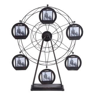 Unique Home Accents Metal Photo Frame
