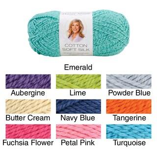 Deborah Norville Cotton Soft Silk Yarn