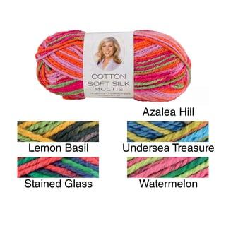 Deborah Norville Cotton Soft Silk Multi Yarn