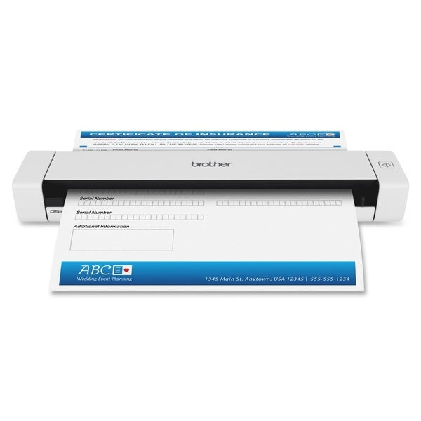 Brother DSmobile DS-620 - Sheetfed Mobile Scanner