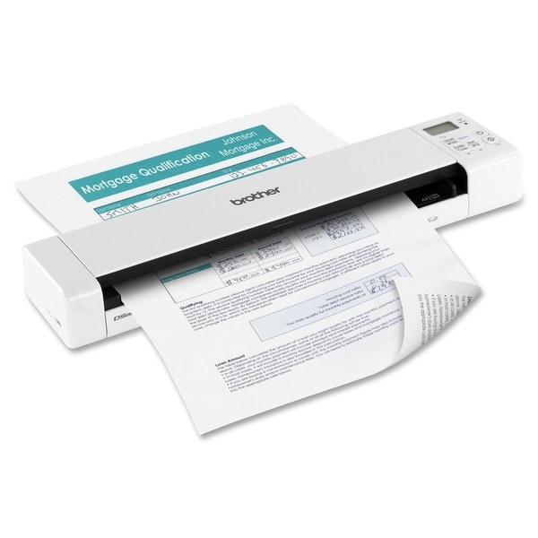 Brother DSMobile DS-920DW Sheetfed Scanner - 600 dpi Optical