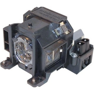 eReplacements ELPLP38, V13H010L38 - Replacement Lamp for Epson